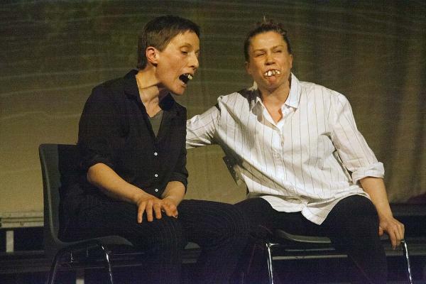 Valerie Oberhof & Vanessa Stern